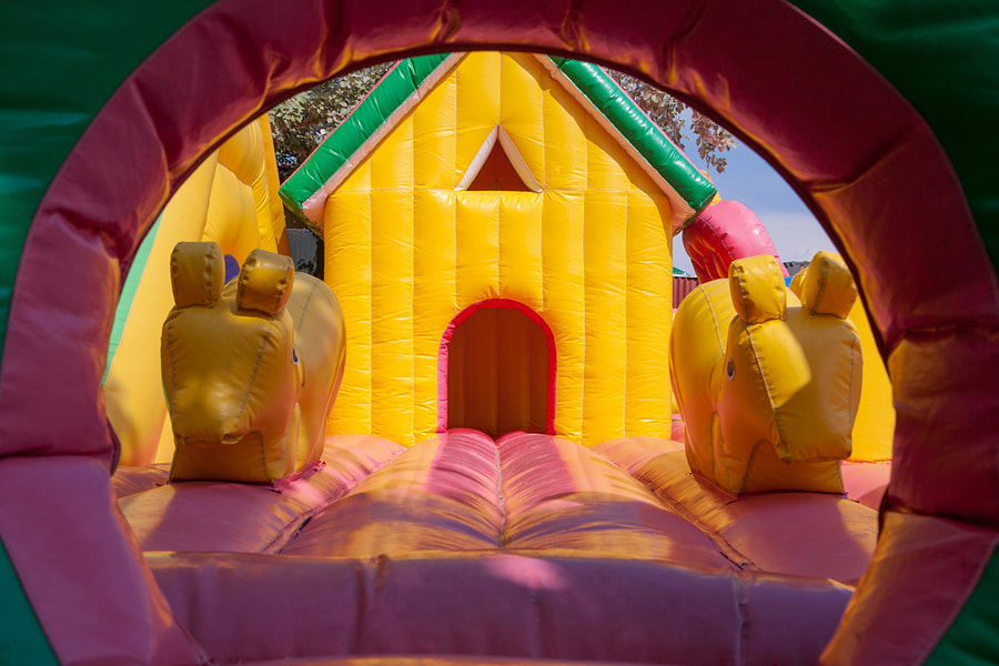 toddler bounce house rental